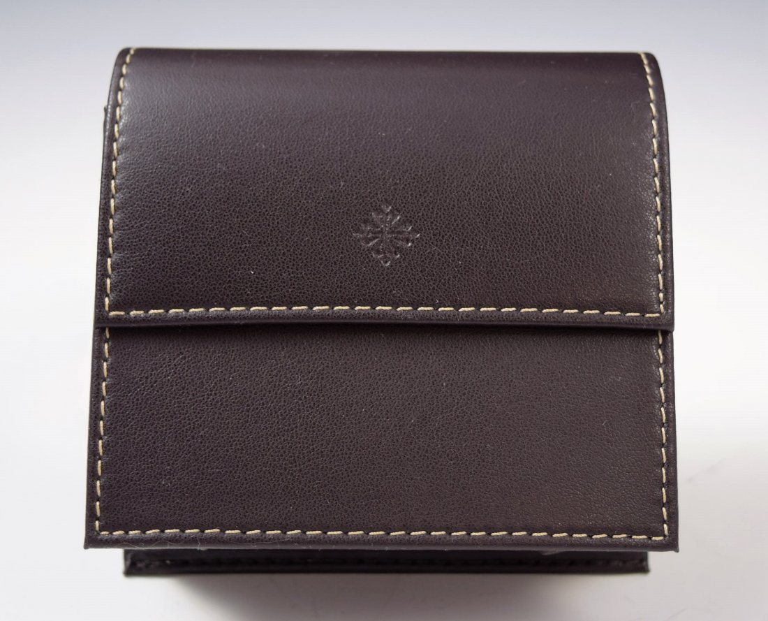 Patek Philippe Leather Watch Case