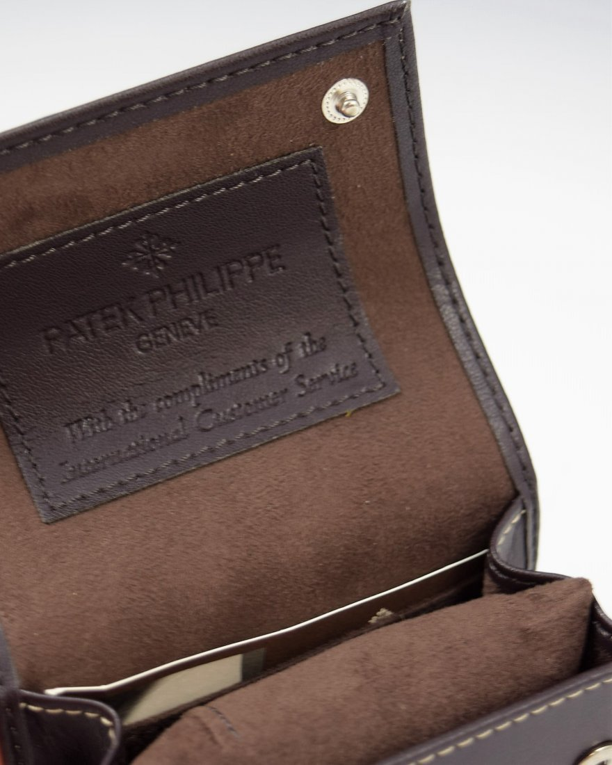 Patek Philippe Leather Watch Case - 2