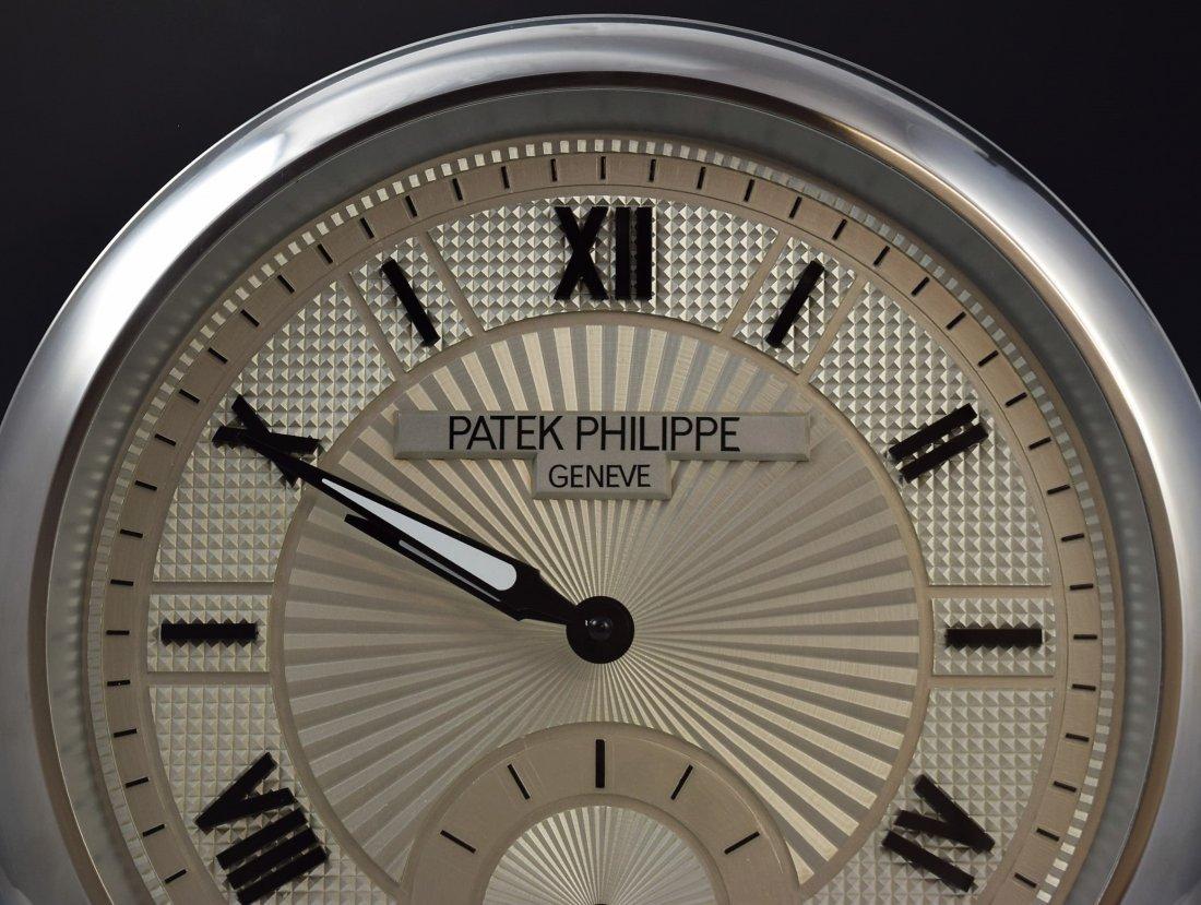 Patek Philippe Dealer Clock - 2