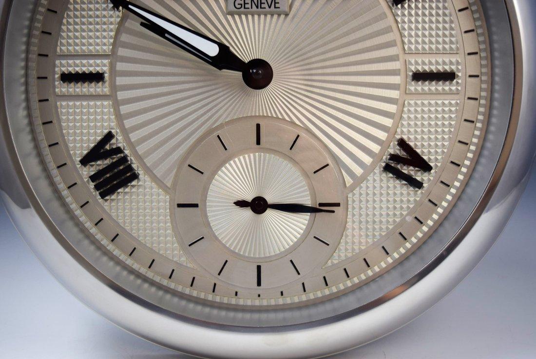 Patek Philippe Dealer Clock - 3