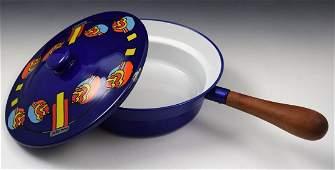 Vintage Peter Max Pot