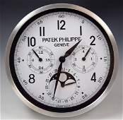 Patek Philippe Dealer Clock