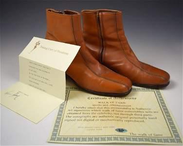 Elvis Presley's Personal Boots