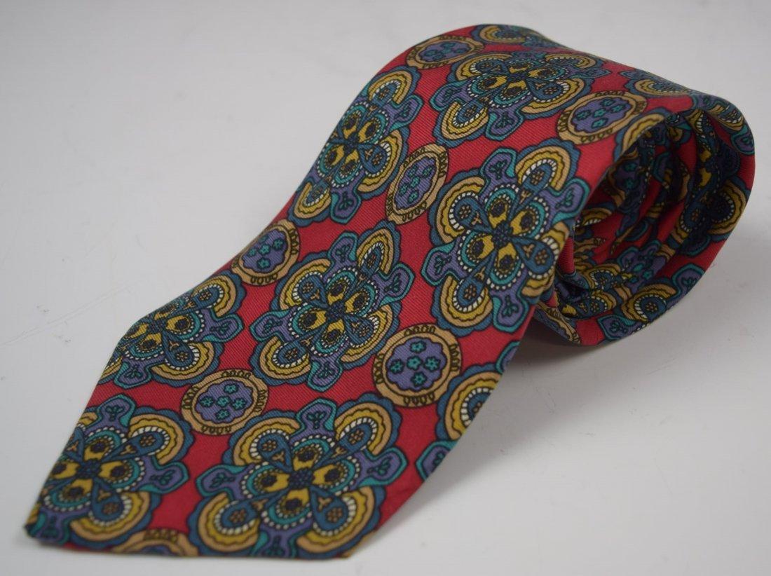 Cartier Silk Tie