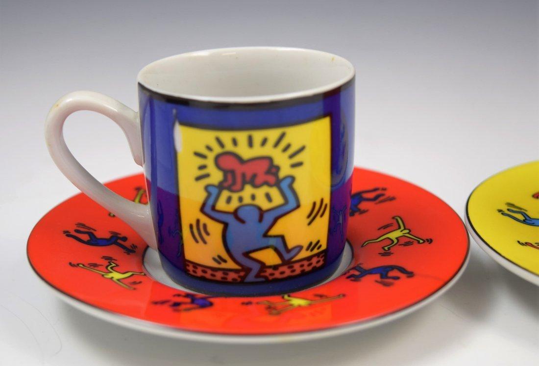 Keith Haring Espresso Set - 2