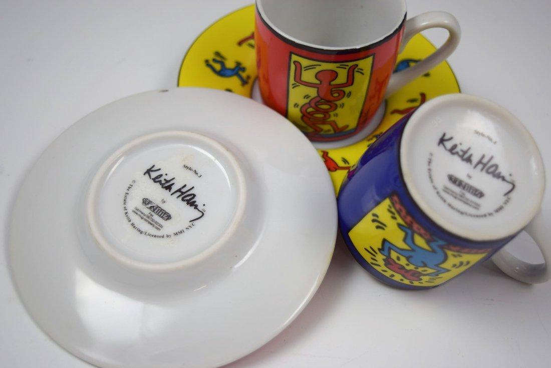 Keith Haring Espresso Set - 3