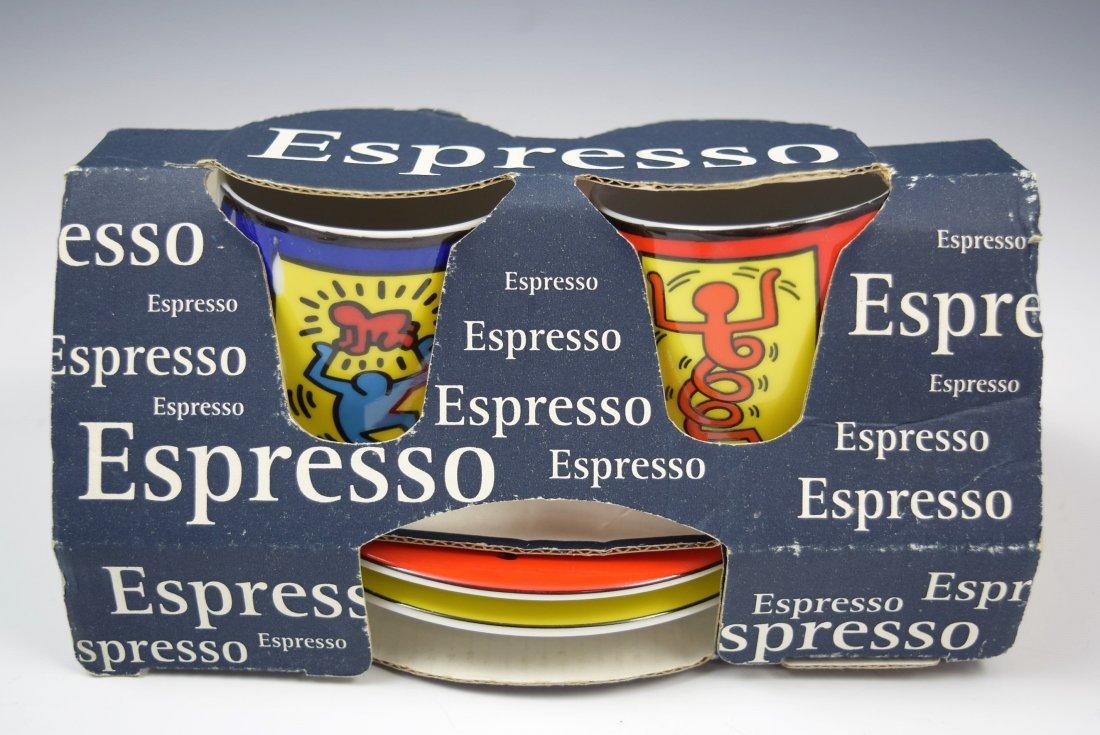 Keith Haring Espresso Set - 4