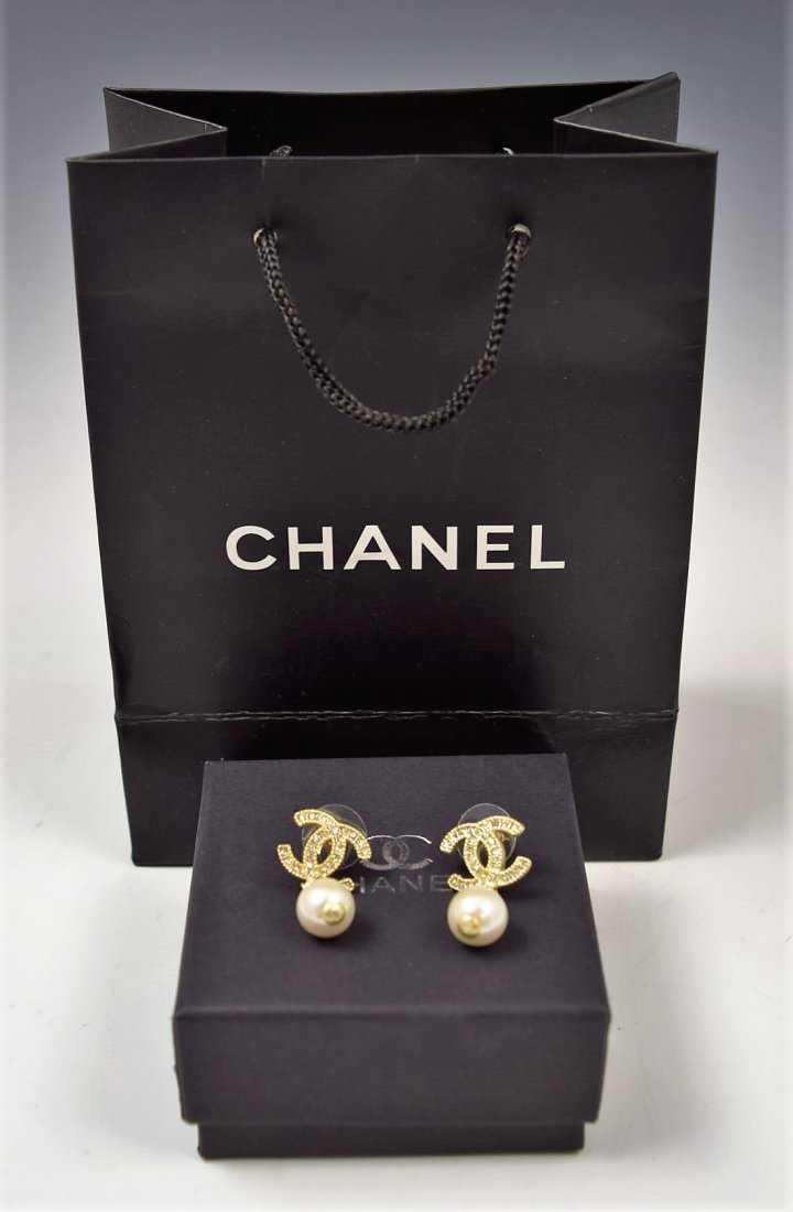0c4c6d90d649 Chanel Earrings