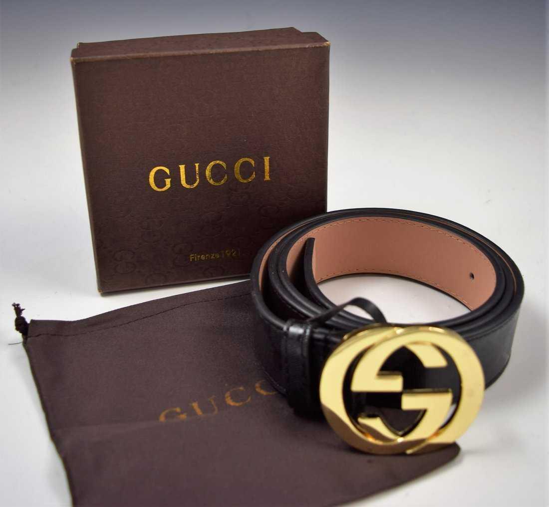 e4e314707bab Gucci Leather Belt