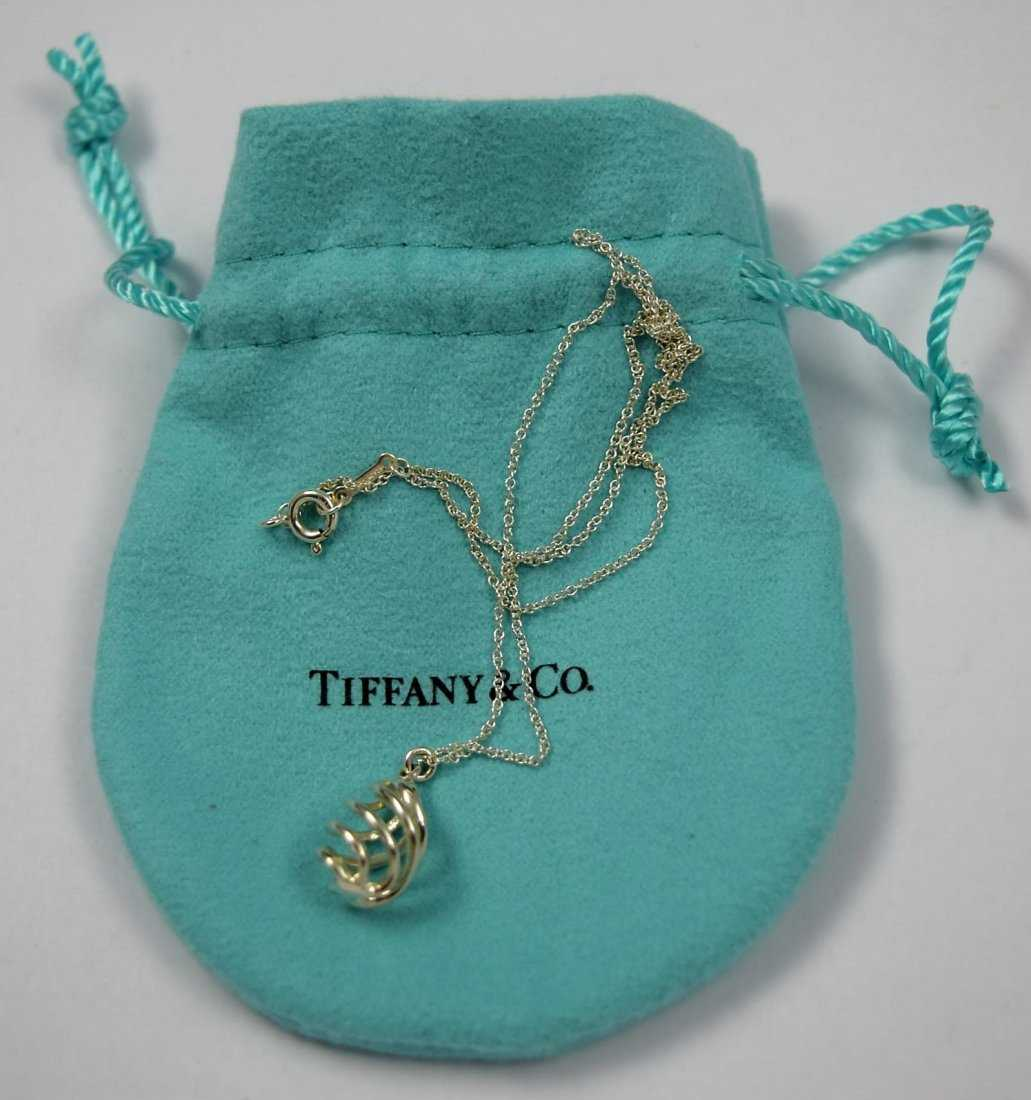 c5b1abf72 Tiffany & Co Sterling Silver Necklace