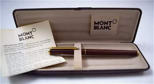 Vintage Montblanc Pen