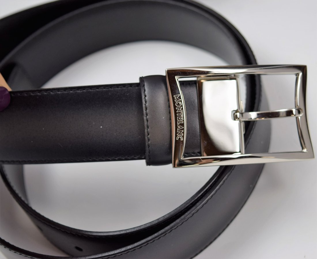 Montblanc Leather Belt - 2