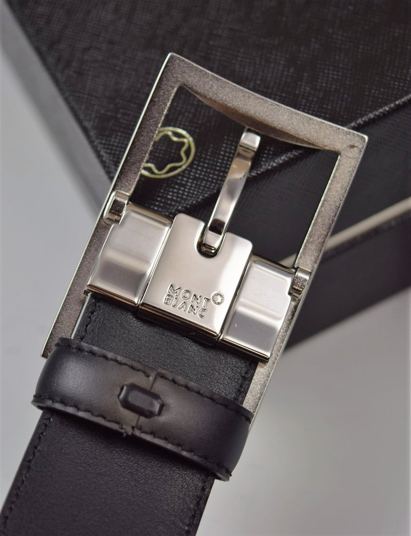 Montblanc Leather Belt - 3