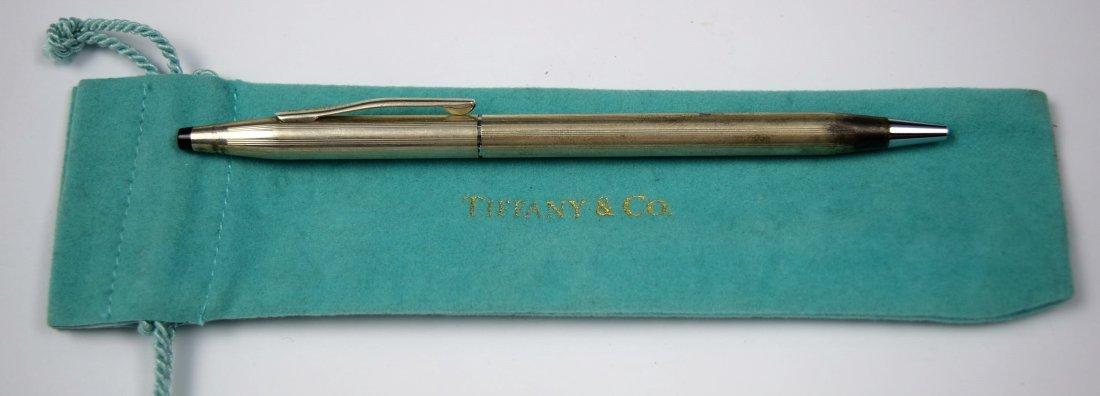 Vintage Tiffany & Co Sterling Silver Pen