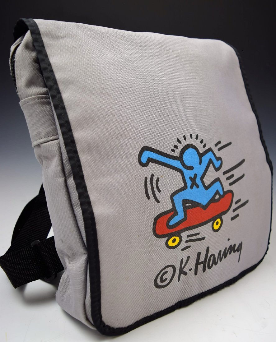 Keith Haring Backpack