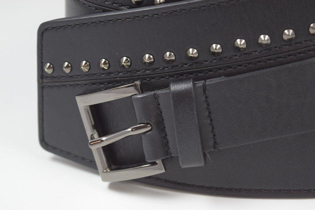 Prada Leather Belt - 2