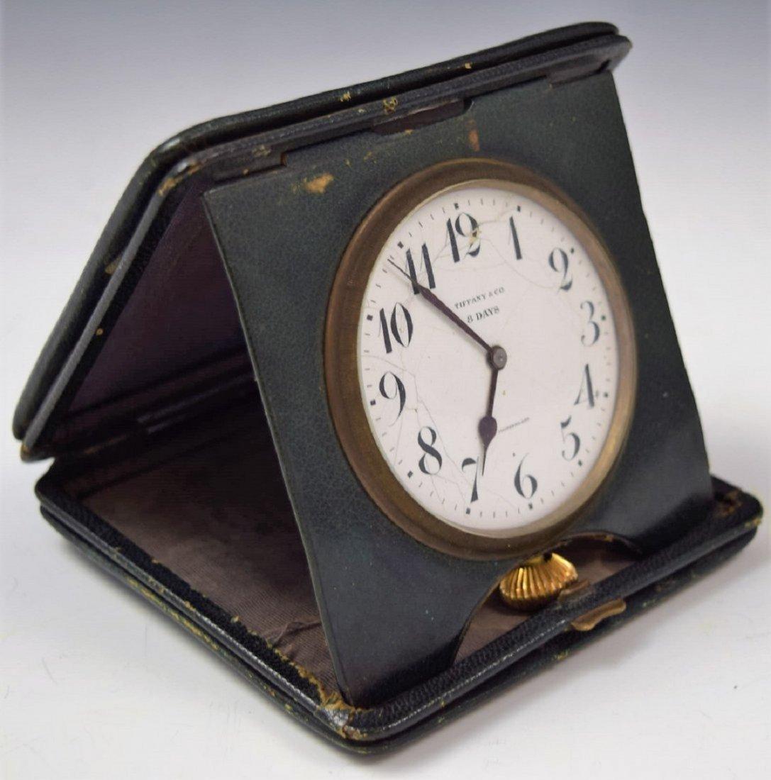 Vintage Tiffany & Co Travel Clock