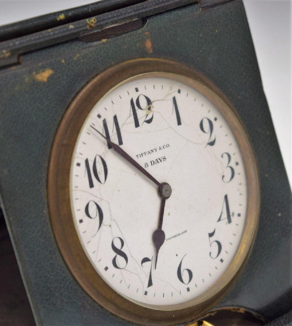 Vintage Tiffany & Co Travel Clock - 2