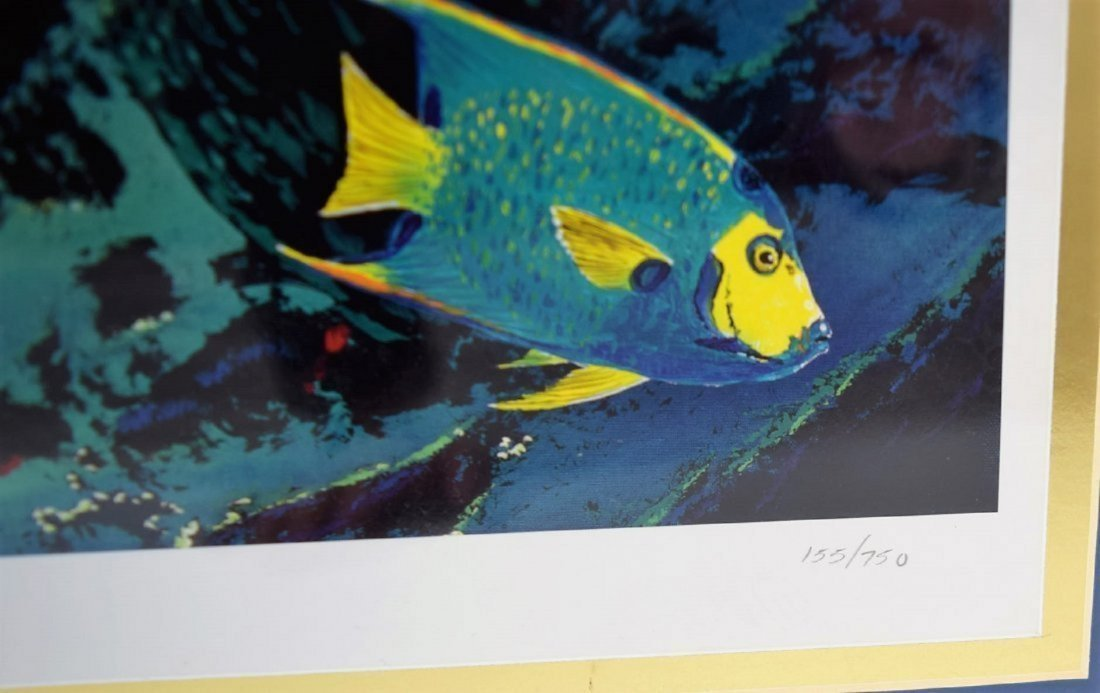 Robert Wyland Signed Lithograph - 2