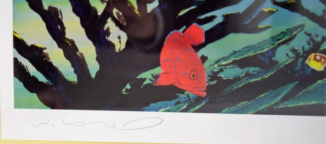 Robert Wyland Signed Lithograph - 3