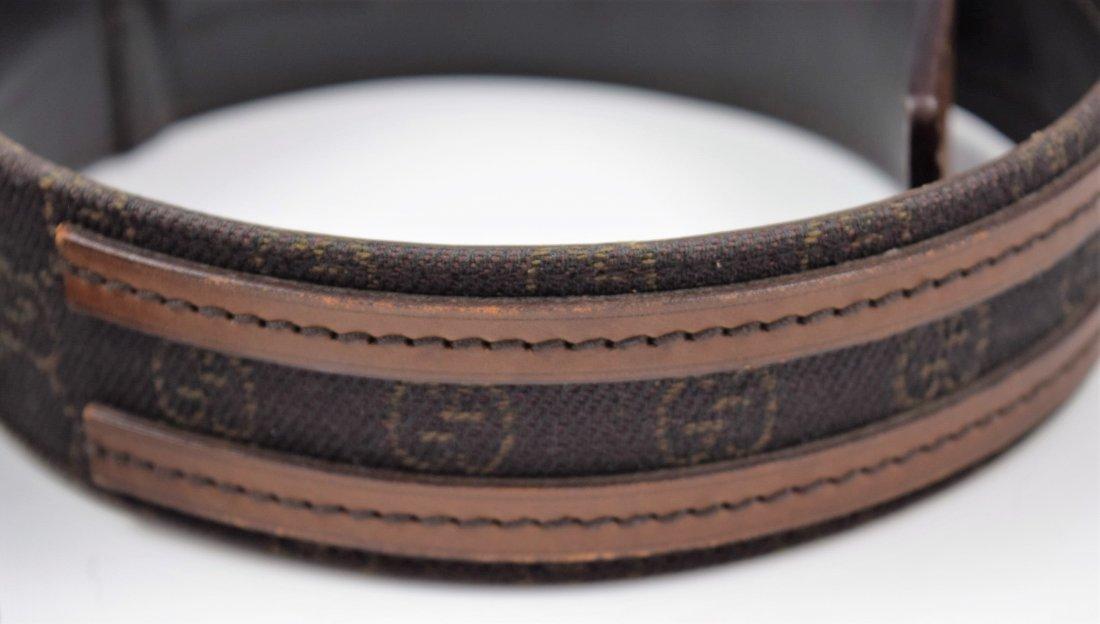 Vintage Gucci Belt - 2
