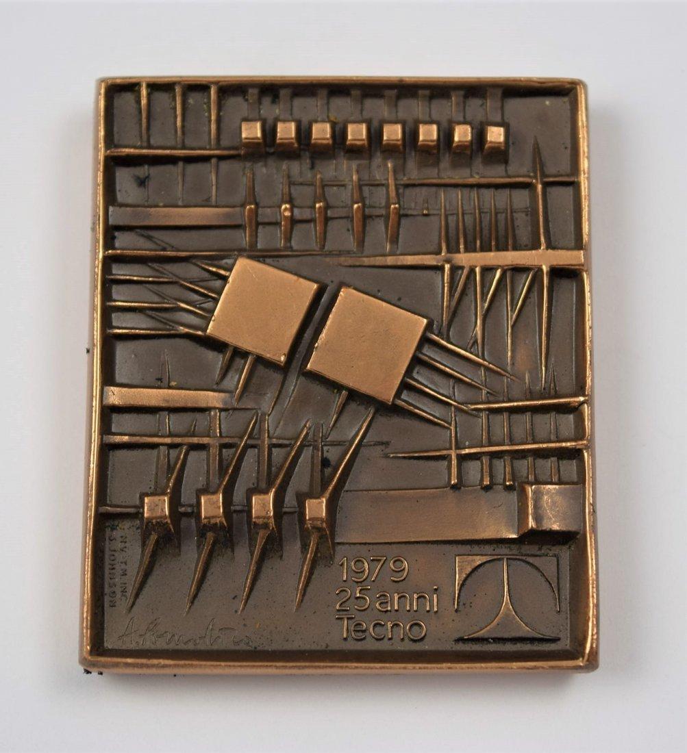 Arnaldo Pomodoro Bronze