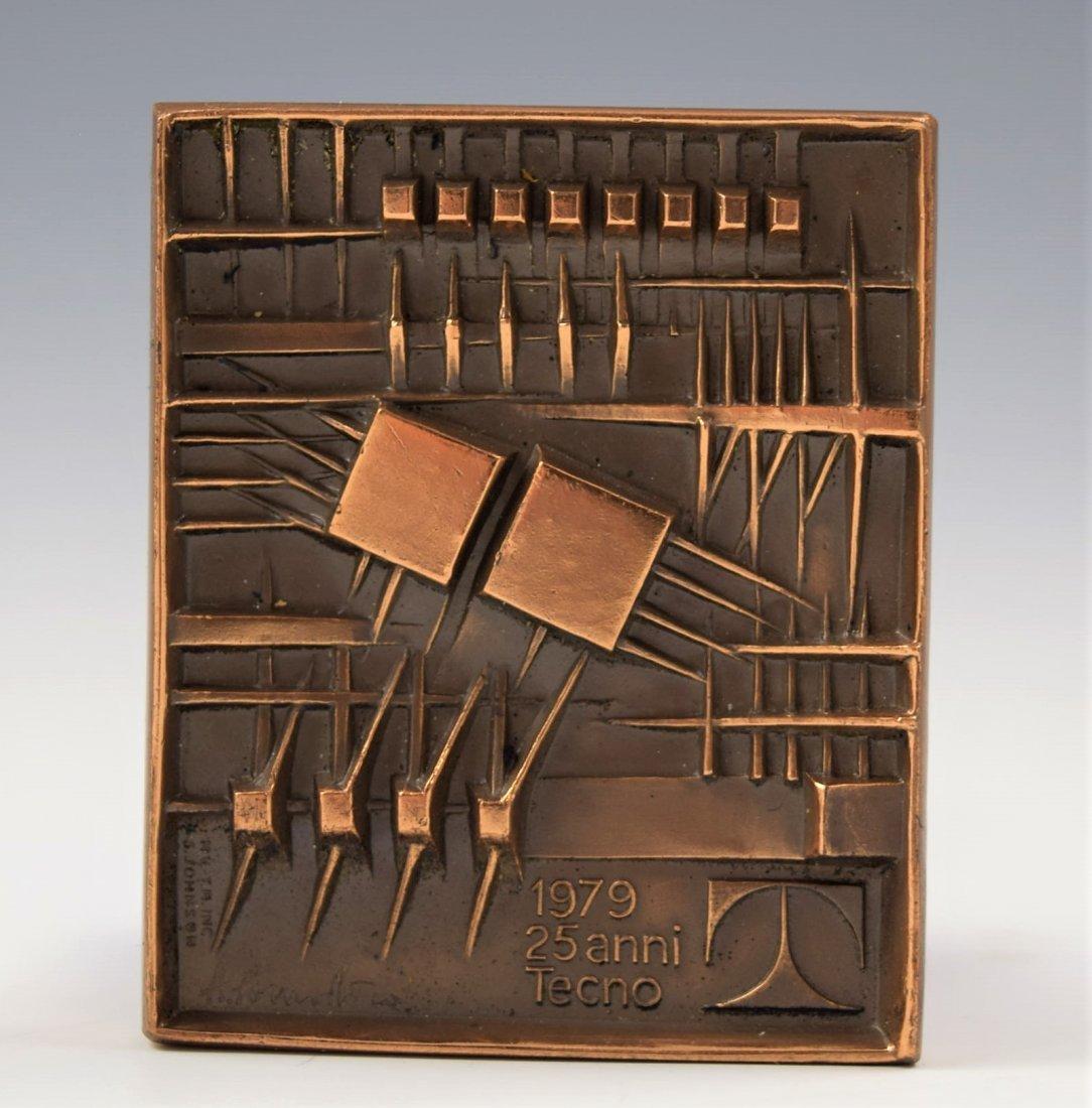 Arnaldo Pomodoro Bronze - 2