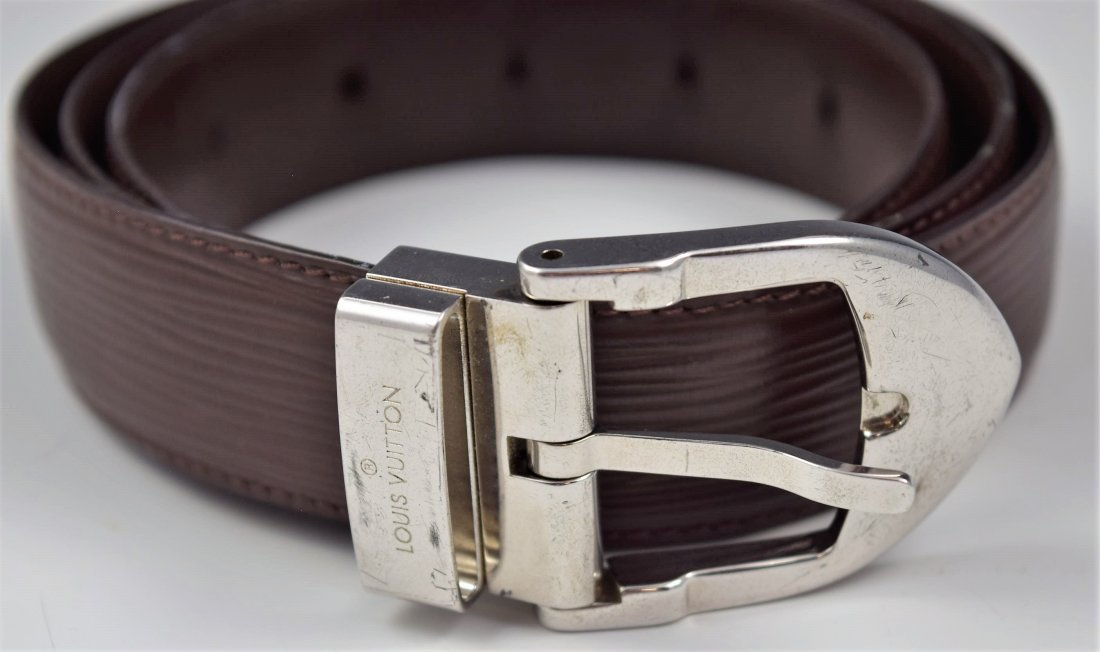 Louis Vuitton Leather Belt - 2