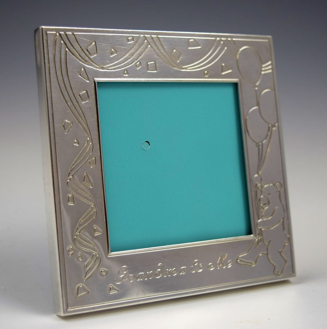 Tiffany & Co Sterling Silver Picture Frame