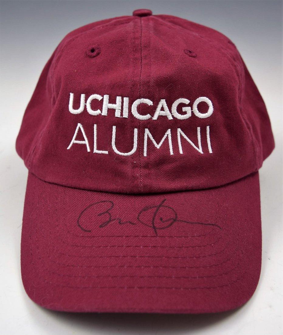 Barack Obama Autograph Hat