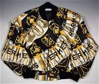 Vintage Hermes Silk Jacket