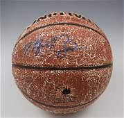 Michael Jordan Signed Basketball