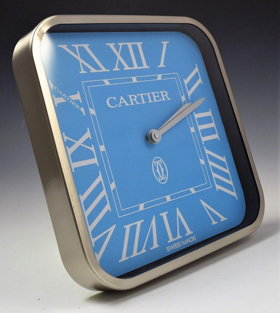 Cartier Showroom Dealer Clock