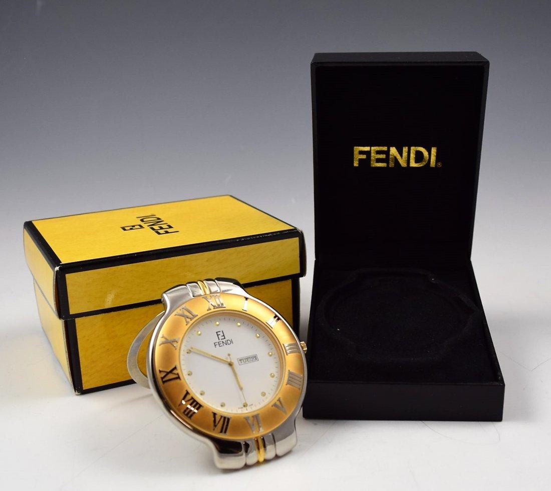 Fendi Clock