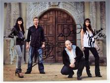 Fast & Furious Cast Signed Photograph