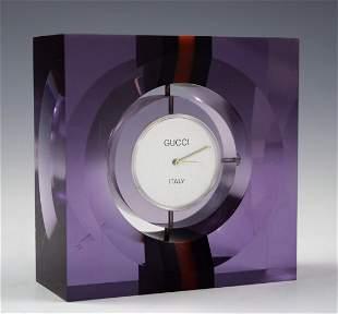 Vintage Gucci Clock