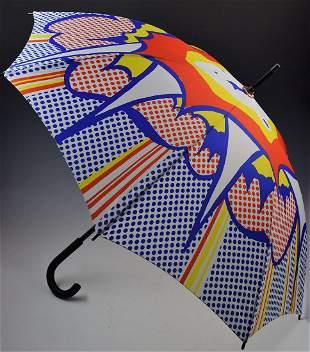 After Roy Lichtenstein Umbrella