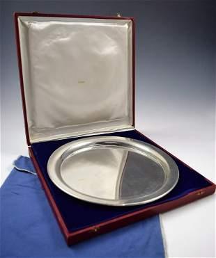 Cartier Silver Plate