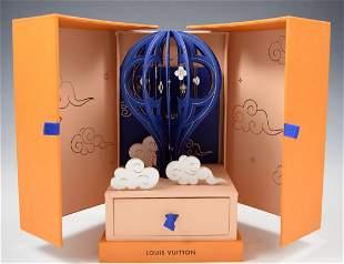 Louis Vuitton Balloon Display Box