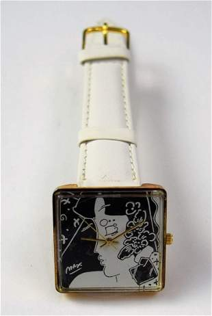 Vintage Peter Max Collectible Watch