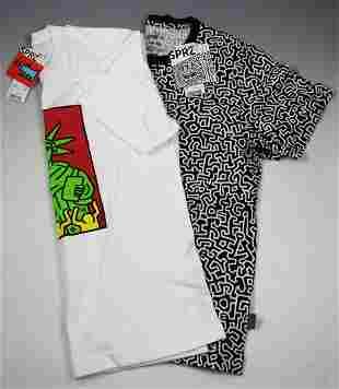Keith Haring T-Shirt's