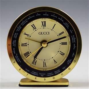 Gucci Travel Clock