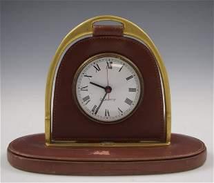 Vintage Gucci Desk Clock