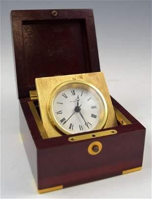Vintage Tiffany & Co Clock
