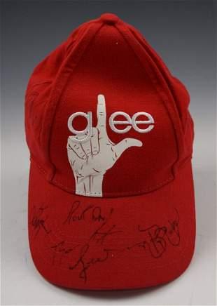 Glee Cast Signed Hat
