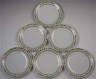 Vintage Emilio Pucci Plates