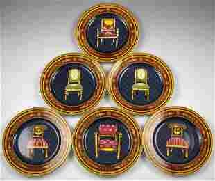 Gucci Porcelain Plate Set