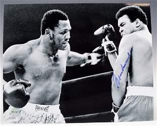 Muhammad Ali Signed Photograph