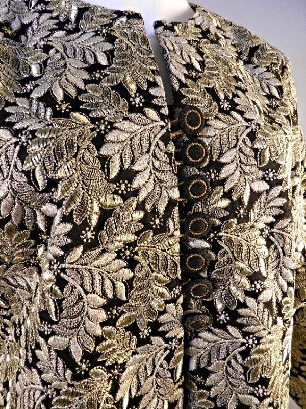 Vintage Oscar De La Renta Vintage Ladies Coat - 3