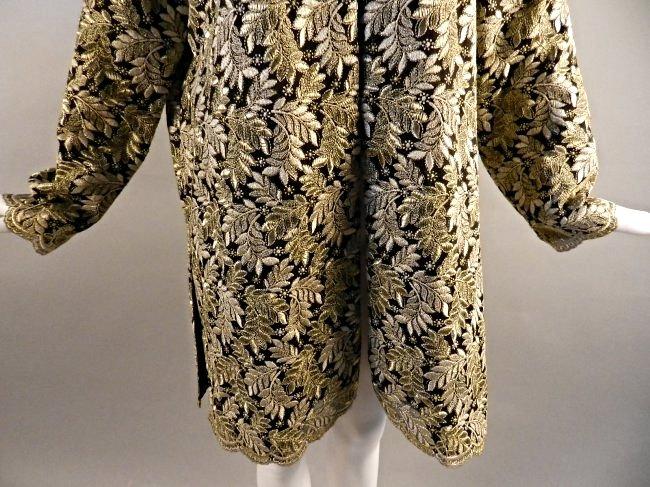 Vintage Oscar De La Renta Vintage Ladies Coat - 5